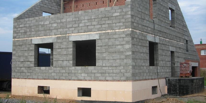 стоимость стены керамзитобетон