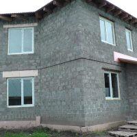 Дом из керамзитобетонных блоков Калининград